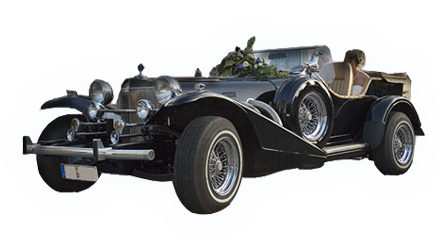 Excalibur Roadster SS 3